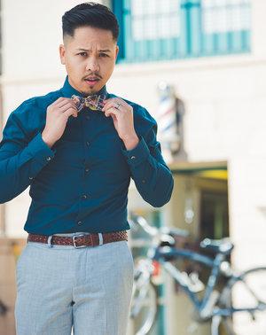 Wilson Bow Tie
